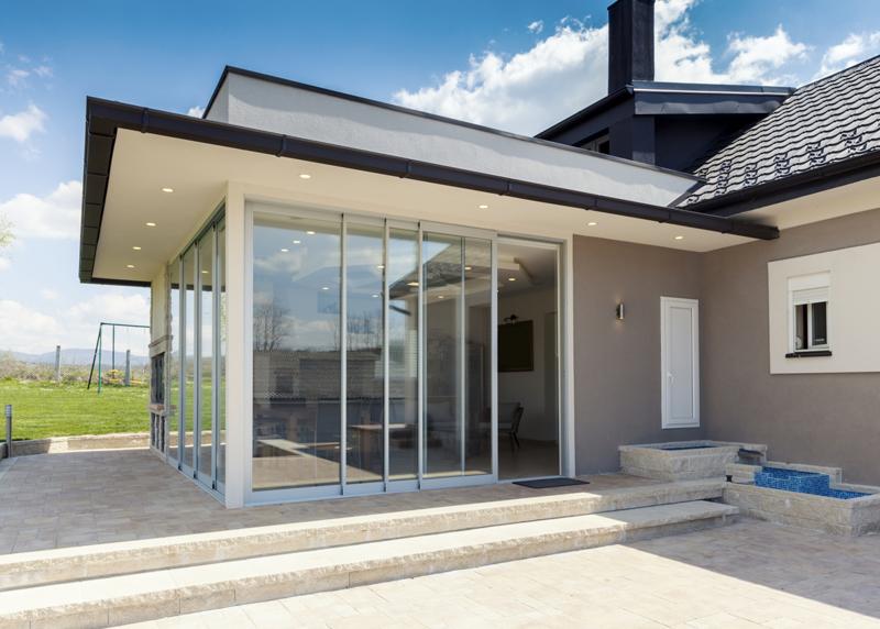 Outdoor Glass Sliding Door Installation Services